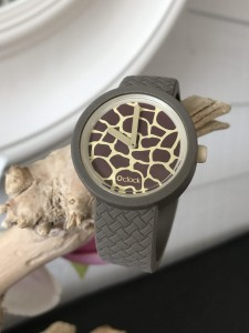 O Clock  - Rock Wicker Strap - O Clock Giraffa