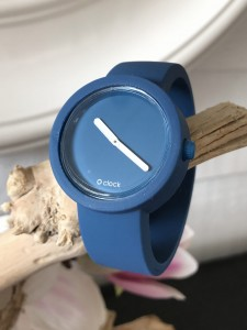 O Clock - Blue Capri Strap - O Clock Blue Capri
