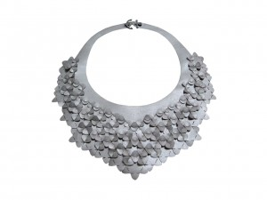 PBP  Necklace M - Silver